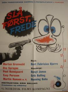 Sl� f�rst, Frede