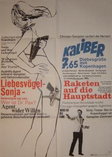 Kaliber,7,65 - Diebesgrüße aus Kopenhagen
