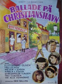 Ballade på Christianshavn